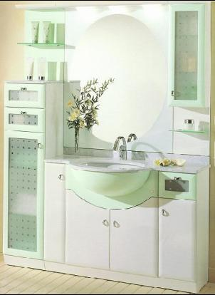 BMT Fantasy Comp-15 Bathroom Vanity