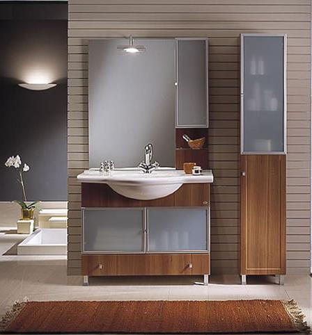 BMT Astrid Comp-8 Bathroom Vanity with Integrated Porcelain Top 41