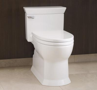 TOTO Soiree MS964214CEFG One-Piece Toilet with softclose seat