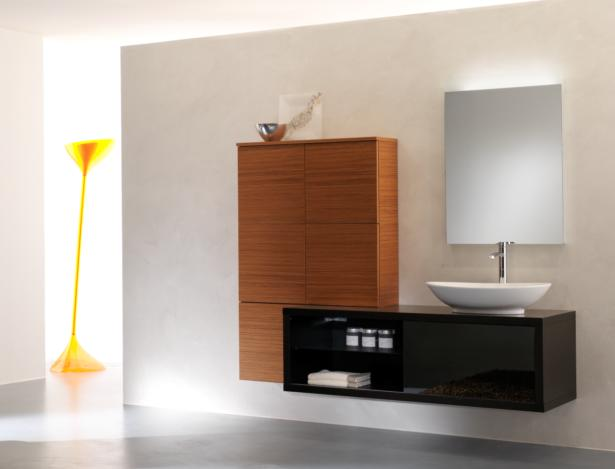 BMT PI Quadro Comp. 12 Bathroom Vanity