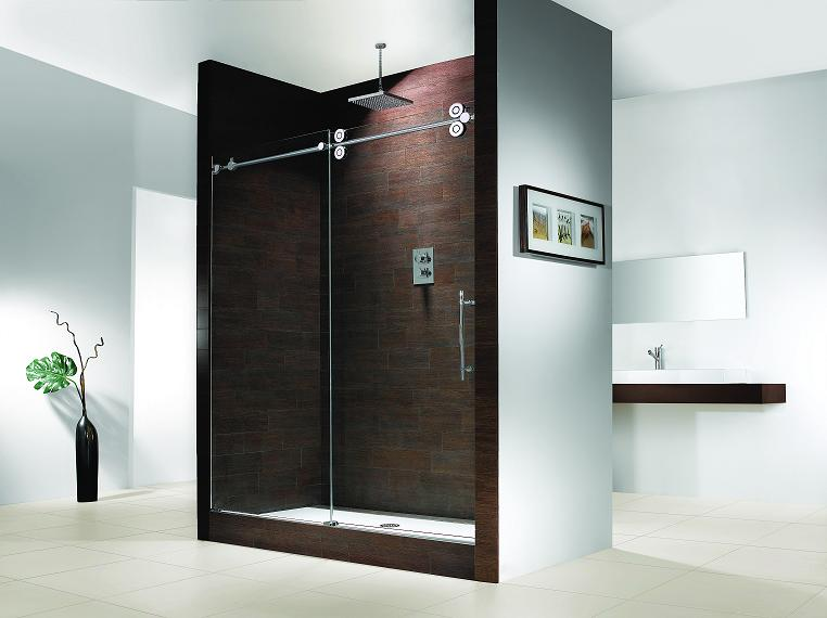 Fleurco KTW 160 Kinetik Hardware Systems Sliding Glass Shower Door