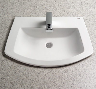 Toto Soiree LT963 Self Rimming Lavatory