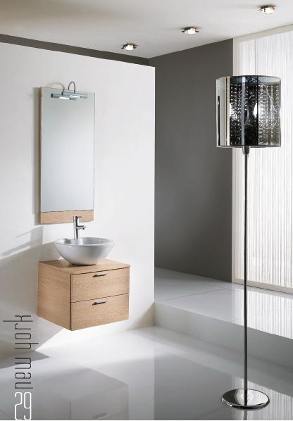 BMT New York Sky.Tech 50 Bathroom Vanity Set 20