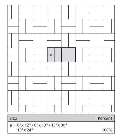 Tile Layout Design Pattern 7