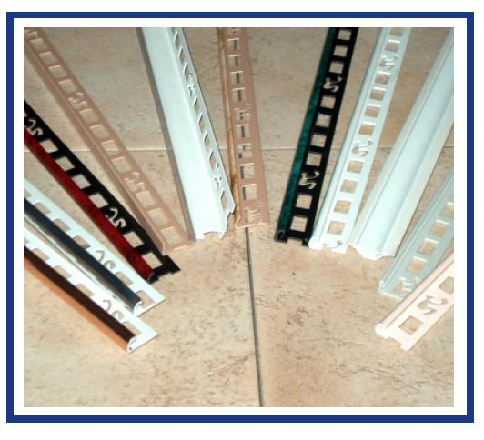 Corner Tile Strips Moldings