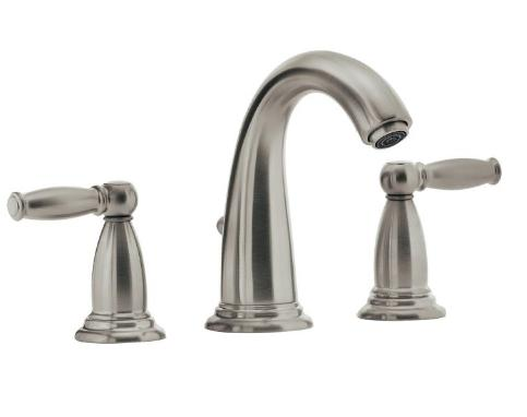 Hansgrohe Swing 06117 Widespread Faucet with Lever Handles
