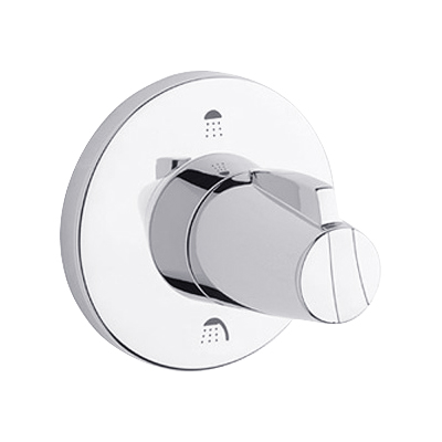 Grohe 19 906 Chiara Neu 3-Port Diverter Trim