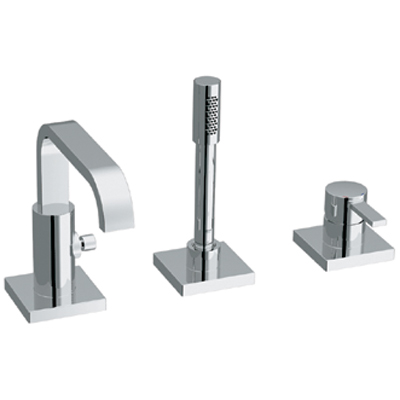 Grohe 19302 Allure Deck Mount Roman Tub Filler Faucet