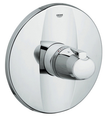 Grohe 19251 Grotherm3000 Thermostat Valve Trim