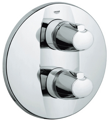 Grohe 19256 Grotherm3000 Integrated Shower Thermostat Valve Trim