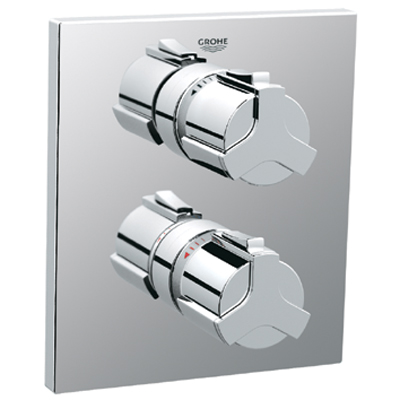 Grohe 19304 Allure Integrated Shower Thermostat Valve Trim
