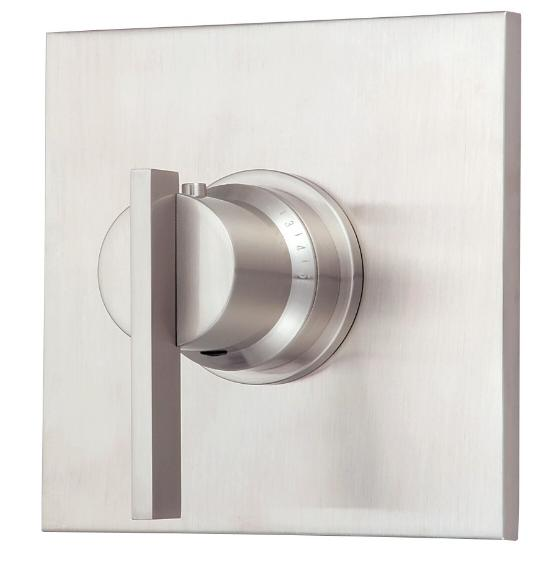 Danze D562044 Sirius Single Handle 3/4'' Thermostatic Shower Valve with Trim