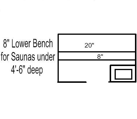 Sauna Custom Layout Design Idea 13