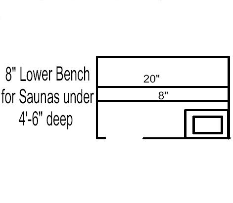 Sauna Custom Layout Design Idea 11