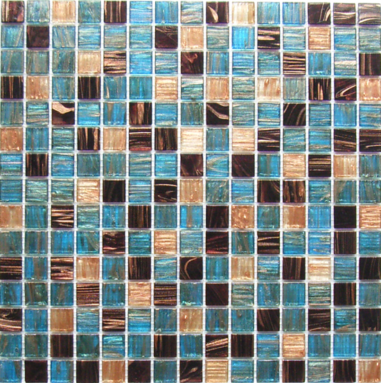 LADA Gold Line Blend Series GM07 Mosaic Tile