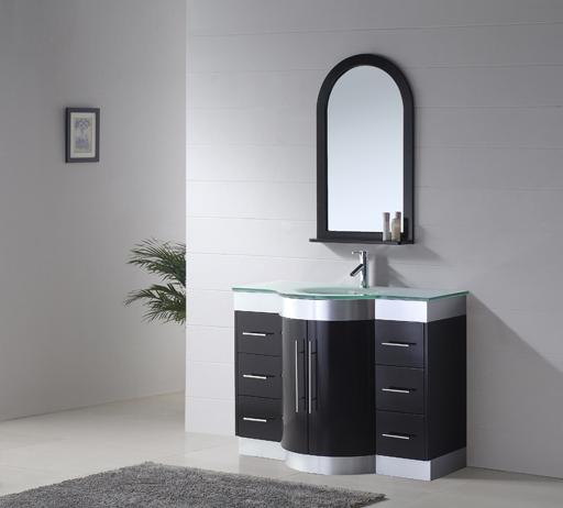 LADA Melony 120 Solid Wood Bathroom Vanity Set 47