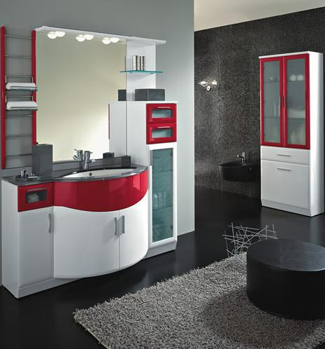 BMT Fantasy Evolution 103 Bathroom Vanity Set 61