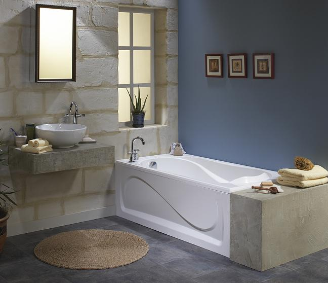 MAAX Advanta Cocoon 6032 Bathtub or Whirlpool, available 6636