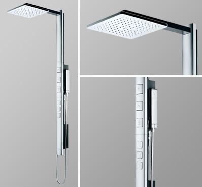 Toto TS991A Neorest Shower Tower in Polished Chrome - Complete Shower System