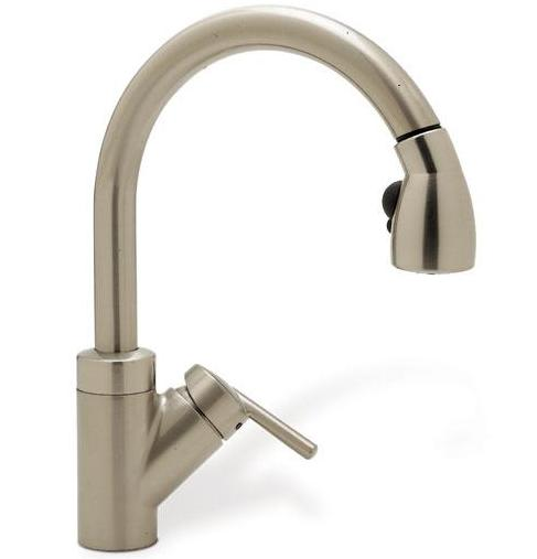 Blanco 440616 RADOS Kitchen Faucet With Pull-Down Spray