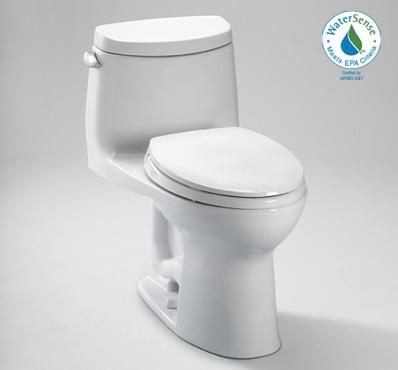 Toto MS604114CEFG Gwyneth One Piece Toilet High Profile / SanaGloss
