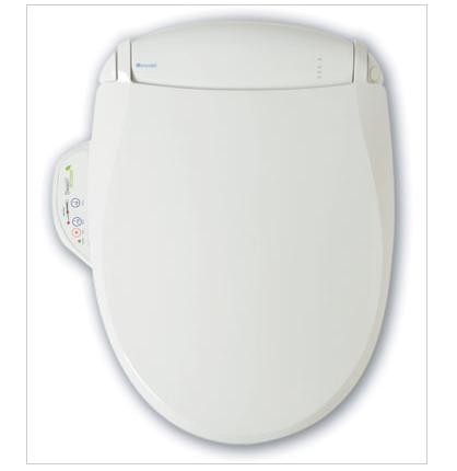 Brondell Swash Ecoseat 250 Advanced Toilet Bidet Seat Washlet