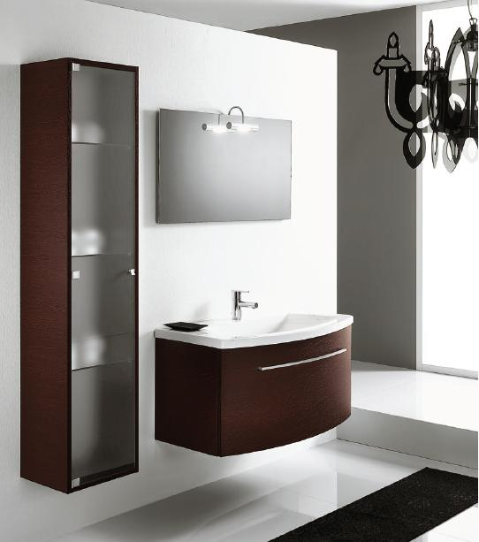 Nova BMT Paris 02 WENGE Bathroom Vanity Set 39 1/2
