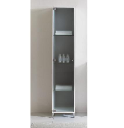 BMT Firenze Collection Bathroom Storage Linen Cabinet