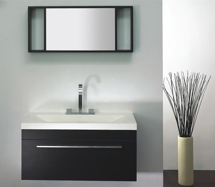 LADA Granada T900 Wall Hung Bathroom Vanity Set 36