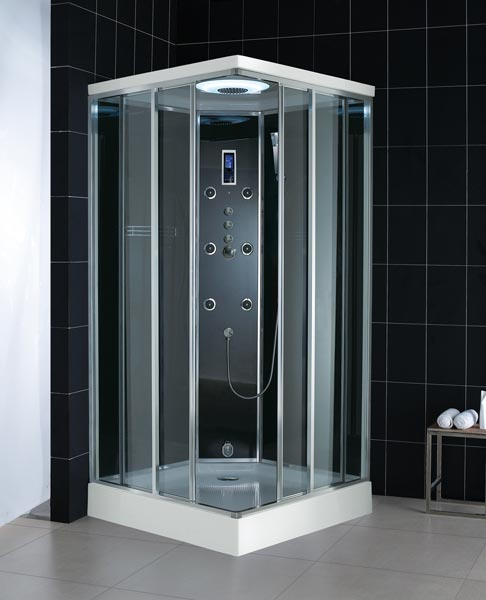 Dreamline Reflection Jetted Steam Shower Enclosure