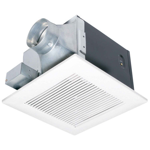Panasonic FV-05VK3 WhisperGreen 50 CFM Standard Ceiling Mounted Ventilation Fan with DC Motor