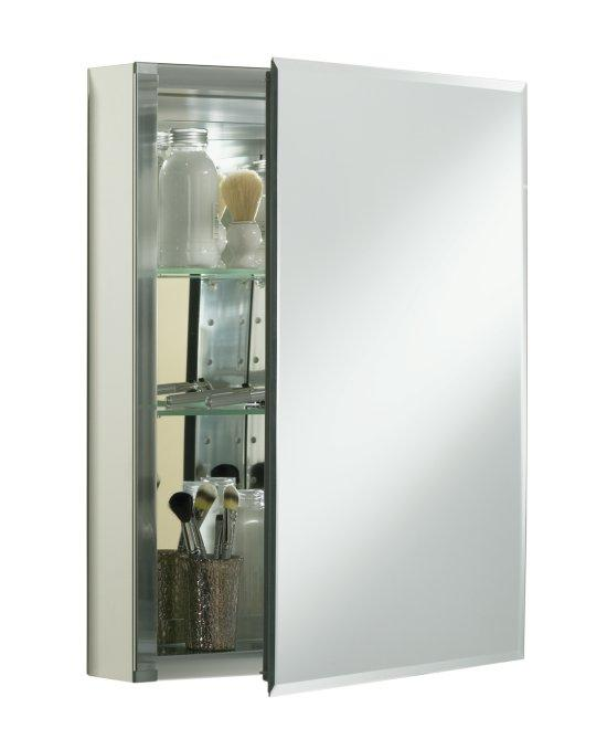 LADA LDMC-2026 Single Door Medicine Mirror Cabinet