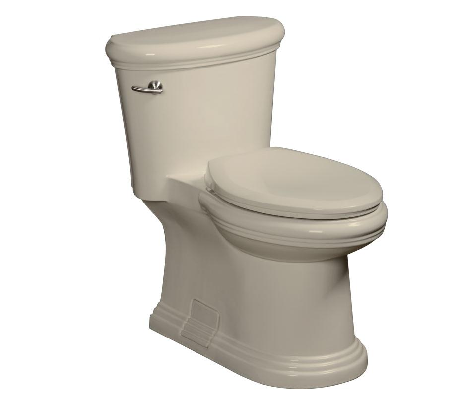 Danze DC011223 Orrington 1 Piece Toilet