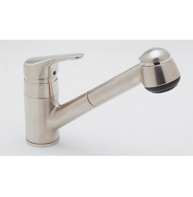 Rohl R3810 de' Lux Pull-Out Kitchen Faucet