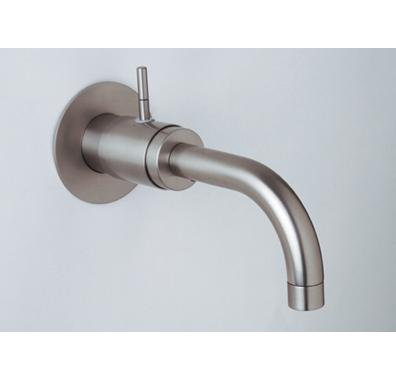 Rohl ST251L Single-Lever Single Hole Wall Mounted Lav Faucet