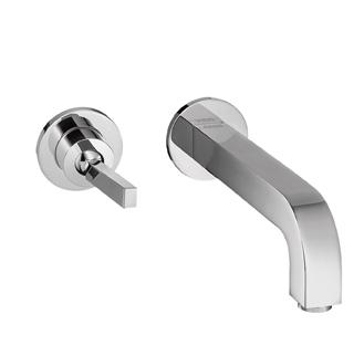 Hansgrohe Axor Citterio 39116 Wall-Mounted Single-Handle Faucet Set