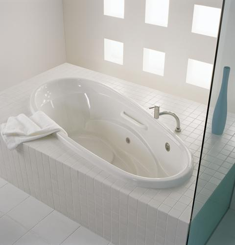 BainUltra Ayoura Drop-in ThermoMasseur Bath Whirlpool