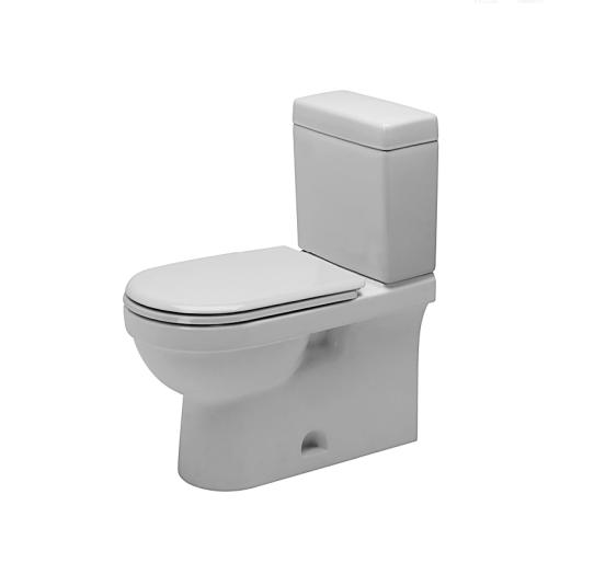 Duravit Happy D D14034 Two-Piece Toilet by Sieger Design