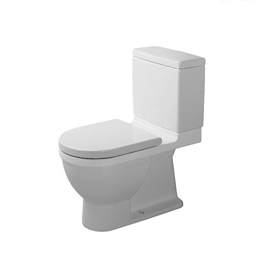 Duravit Starck 3 D19055 Two-Piece Toilet