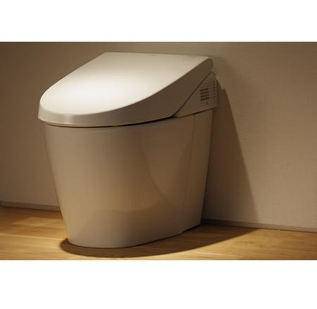 Toto Neorest 550 MS980CMG One-piece Toilet with Integrated Washlet Seat