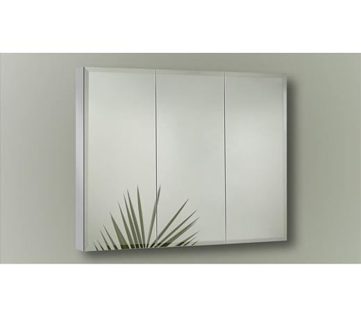 Sofia Artemis Collection ART3030S Three Door Surface Mount Mirror Cabinet