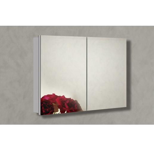 Sofia Andriana Collection AND2519S Double Door Surface Mount Mirror Cabinet