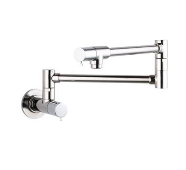 Hansgrohe 04057000 Talis S Wall-Mounted Pot Filler