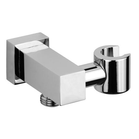 Cascade 86160 Wall union with hose connection and holder