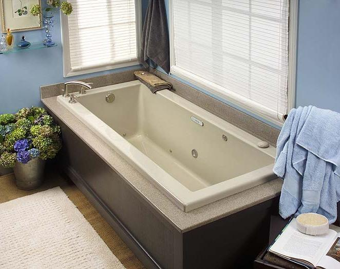 MTI Andrea 1 MTDS-91 Bathtub or Whirpool 72 x 32 x 22