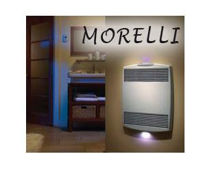 Momento Morelli Convection and Forced-Air Wall Heater / Fan