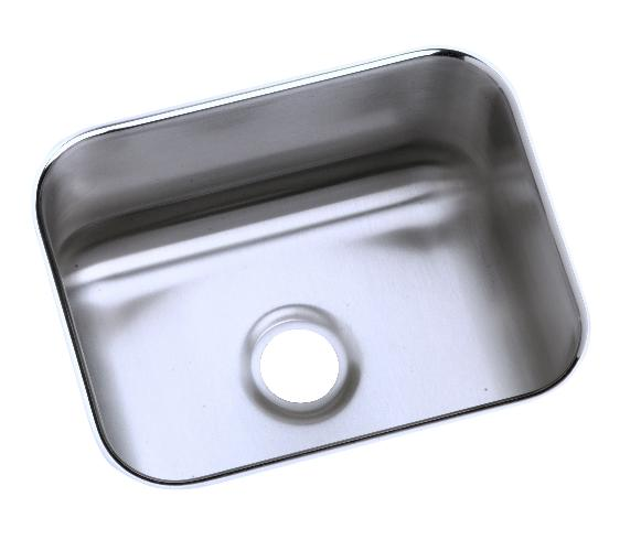 Elkay ELU129 and ELUH129 Undermount Single Bowl Sink