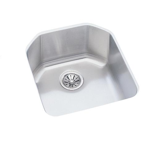 Elkay ELU1618 and ELUH1618 Undermount Single Bowl Sink