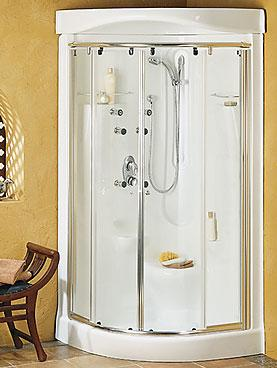 Maax Geyser Steam Shower Enclosure