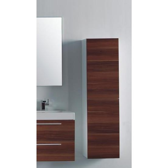 Lada Domino T40 Wall Hung Bathroom Storage Linen Cabinet 16